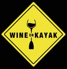 Wine en kayak