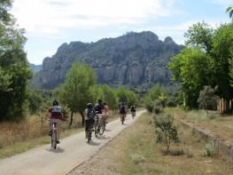 Via Verde de la Terra Alta y Val de Zafán